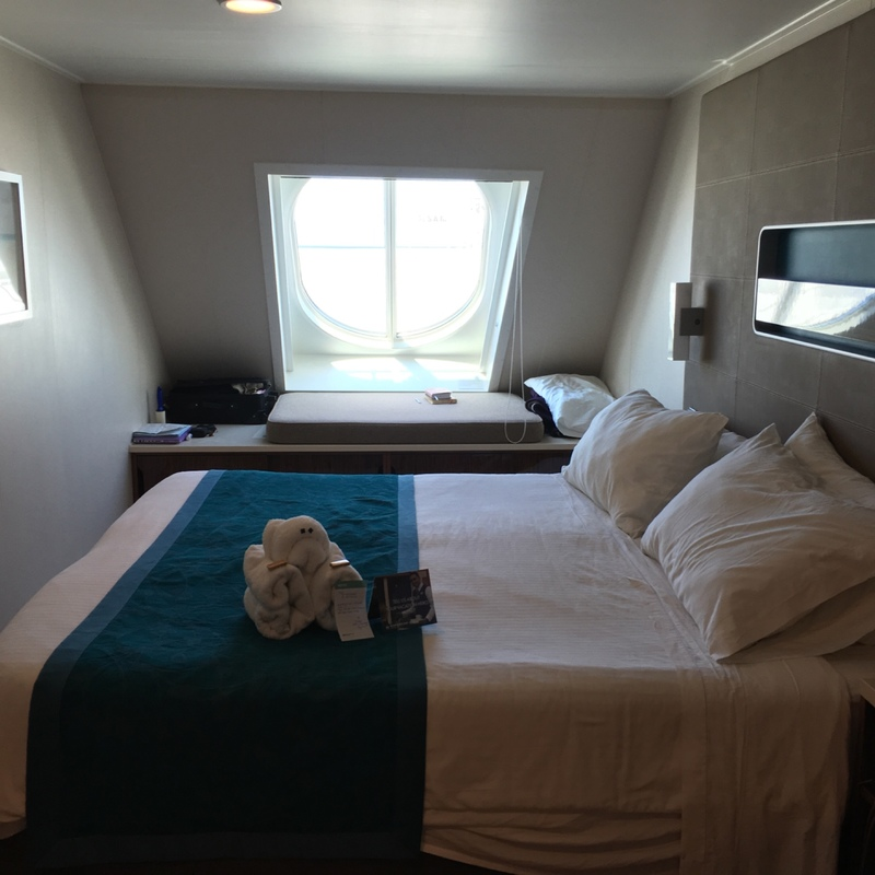 Oceanview Cabin 9100 On Norwegian Getaway Category Oa