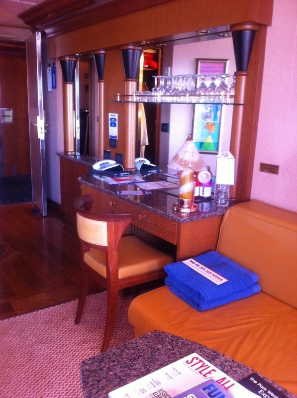 Carnival Liberty cabin 7264
