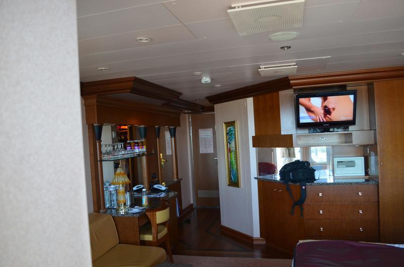 Carnival Conquest cabin 7239