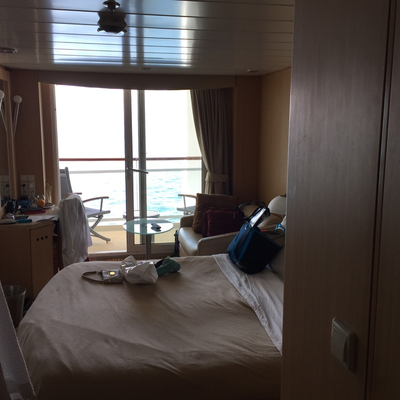 Deluxe Veranda Stateroom Cabin Category 2c Celebrity