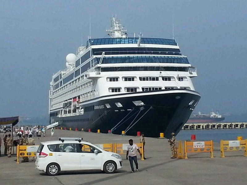 Azamara Quest - Goa, India