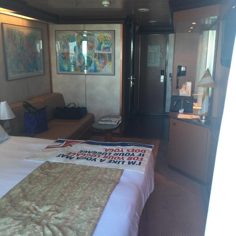 Carnival Sensation cabin V17