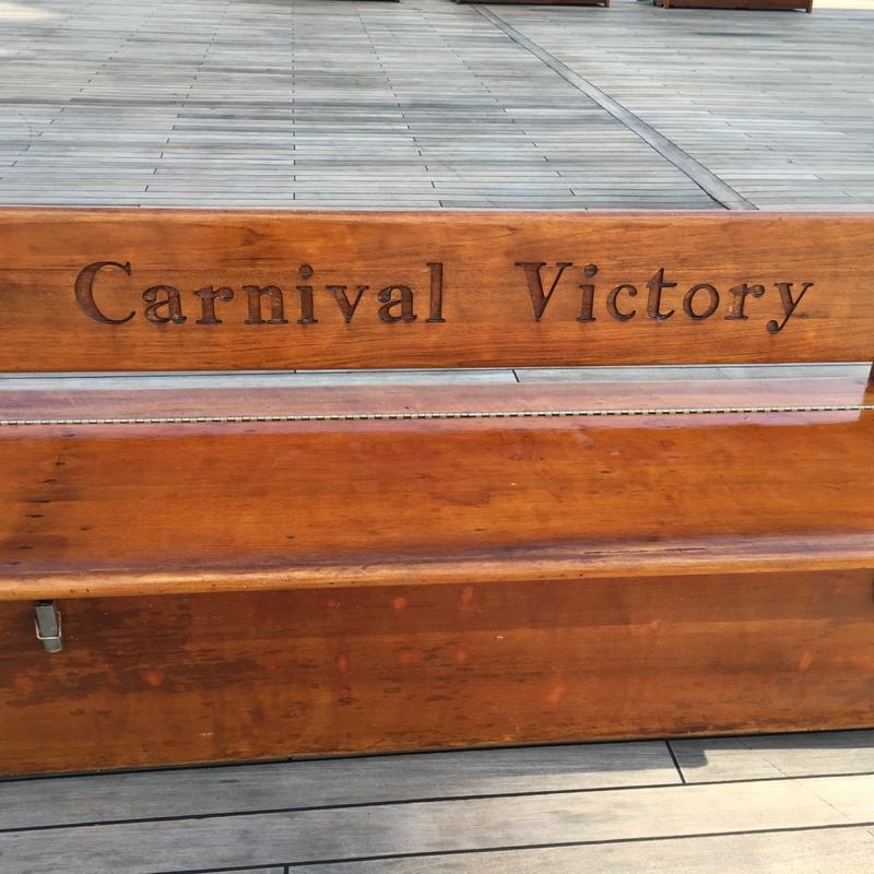 Carnival Victory cabin 7300