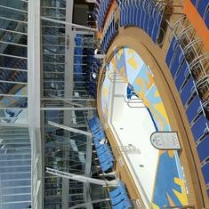 Main Pool on Harmony of the Seas