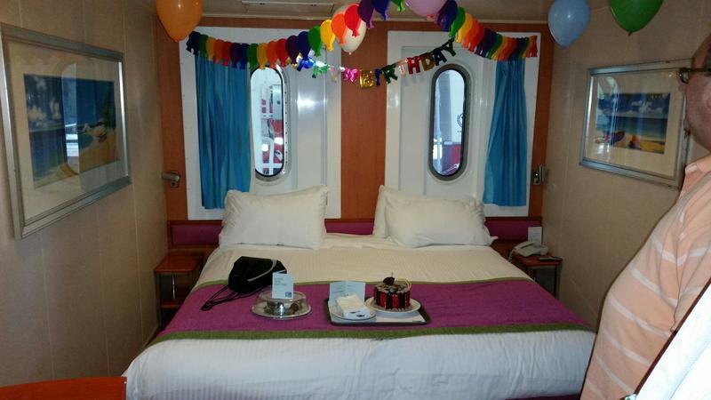 Oceanview Cabin 8072 On Norwegian Pearl Category Ok