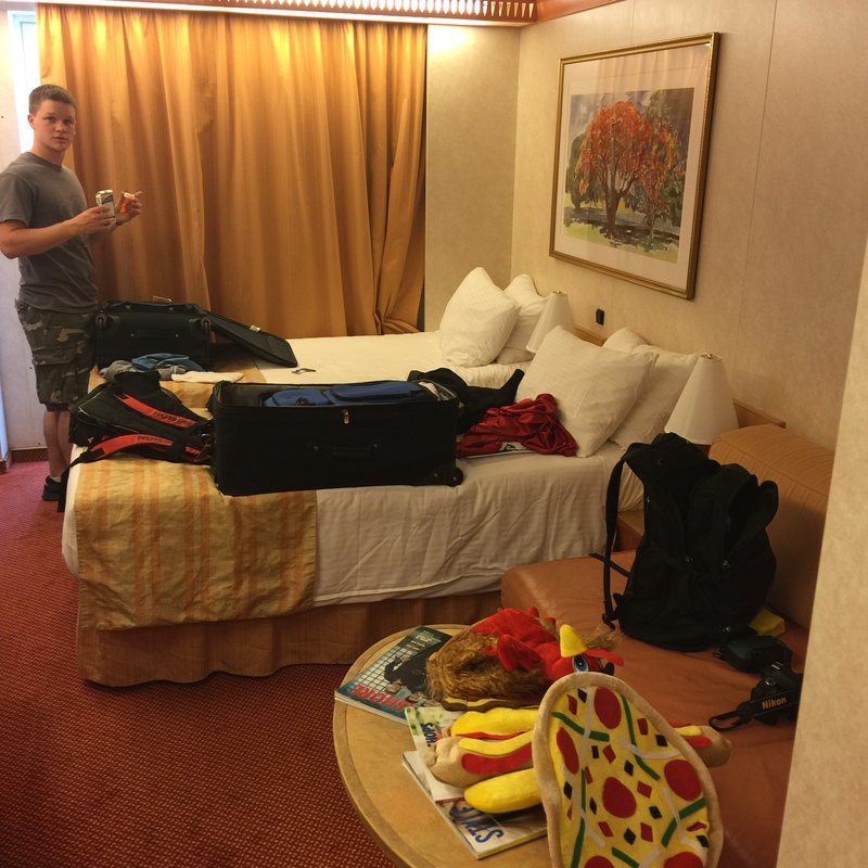 Carnival Miracle cabin 5231