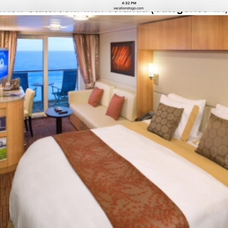 Celebrity summit cabin 7176