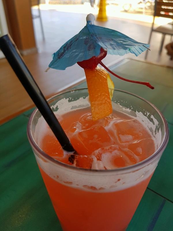 Carnival Pride, Bar, Redfrog Rum Pub