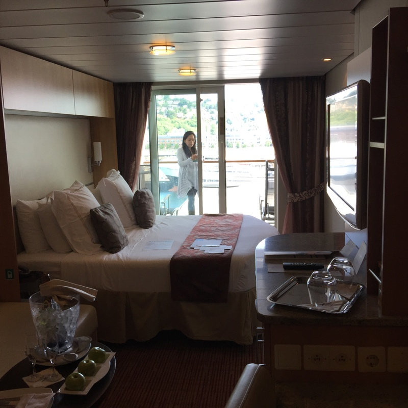 Balcony Cabin 1072 On Celebrity Solstice Category Cz
