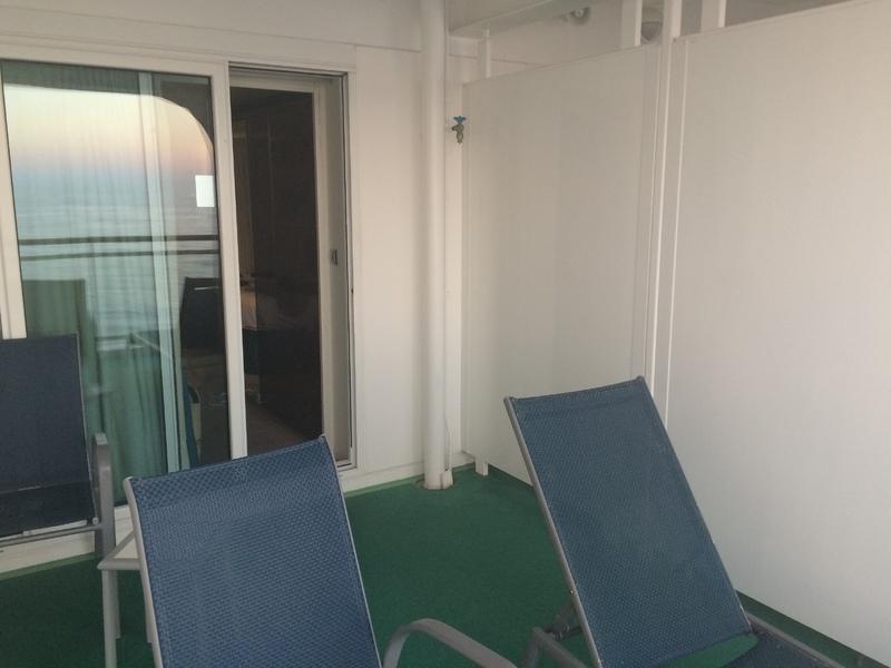 Balcony Cabin 9021 On Norwegian Epic Category B6
