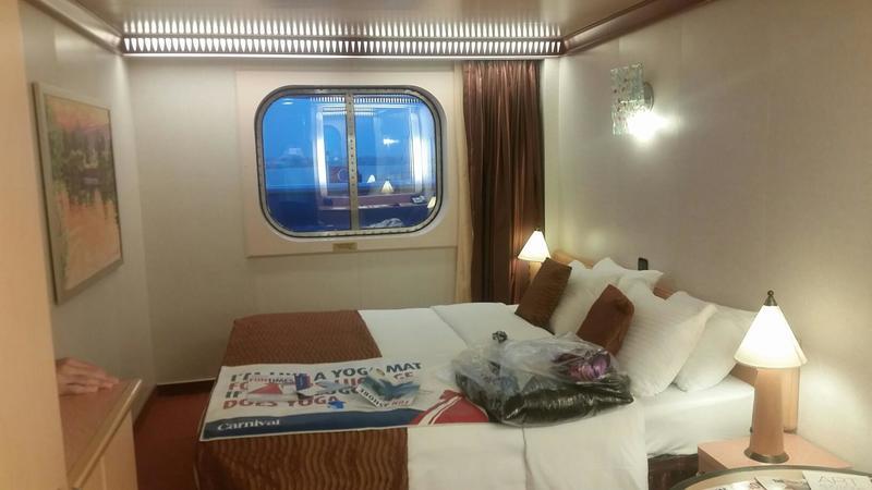Interior Stateroom, Cabin Category 4J, Carnival Dream