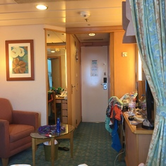 Oceanview Cabin 2266 On Adventure Of The Seas Category 3n