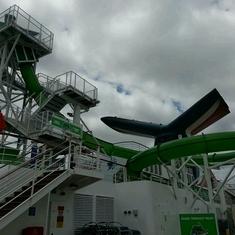 Children''s Pool Area on Carnival Legend