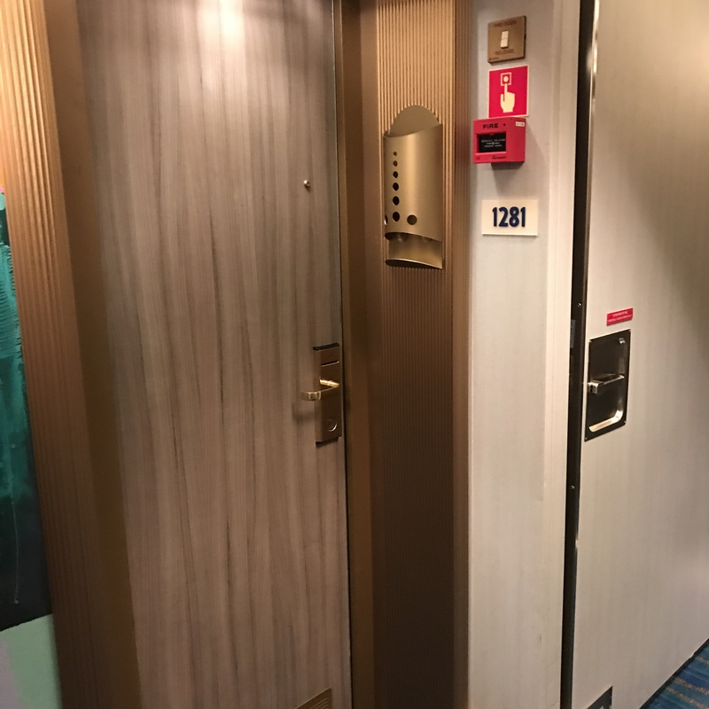 Carnival Magic cabin 1281