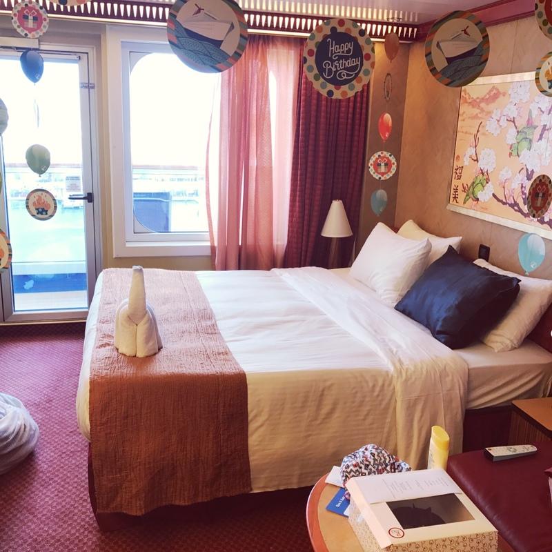 Carnival Splendor cabin 1052