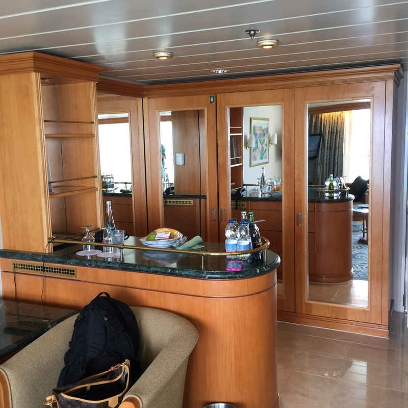 Vision of the Seas cabin 8012
