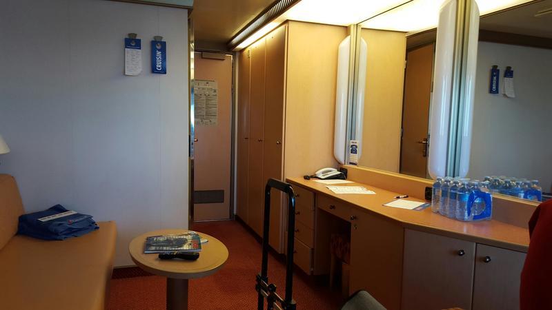 Carnival Magic cabin 8348