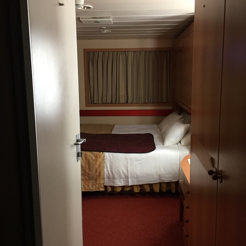 Inside Cabin U217 On Carnival Fantasy Category 4c