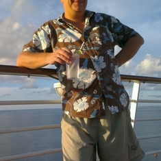 Sky Bar on Freedom of the Seas