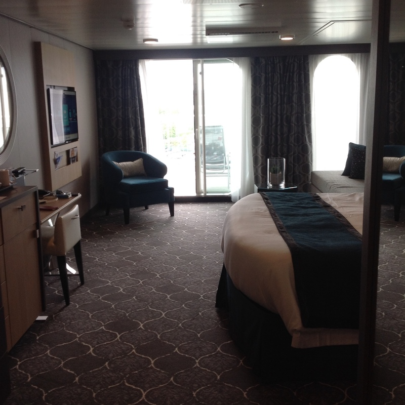 Harmony of the Seas cabin 8632