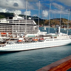 Wind Surf Cruise Ship  Reviews And Photos  Cruiseline