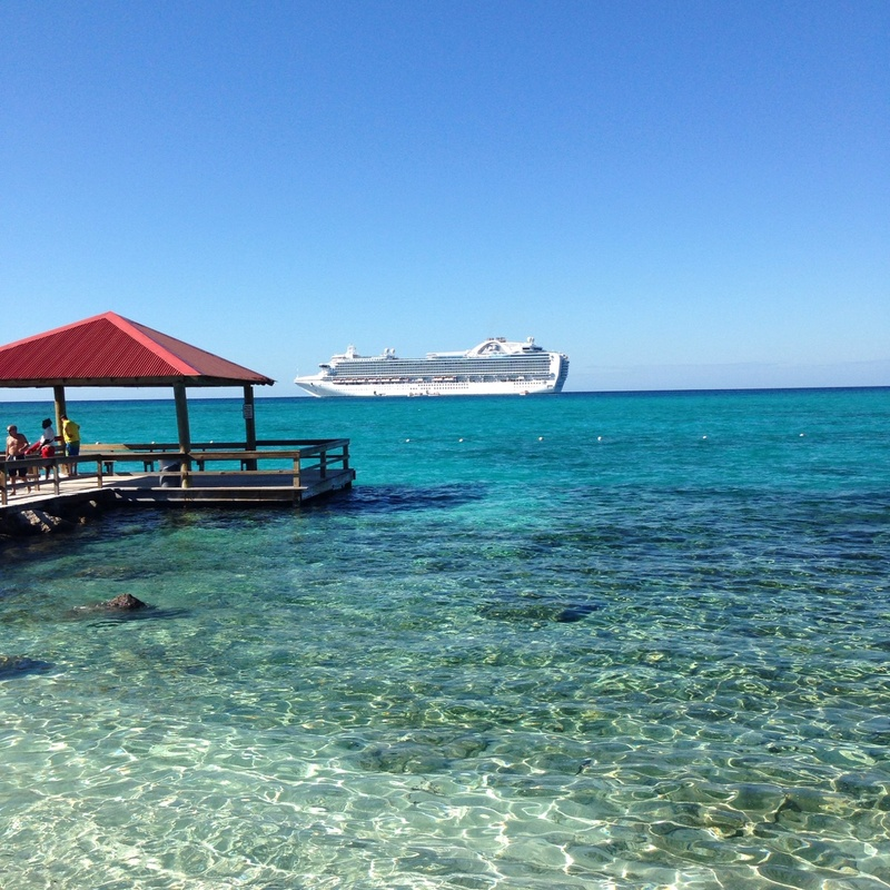 Ruby Princess from Princess Cays