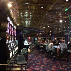 Club 21 Casino on Carnival Fantasy