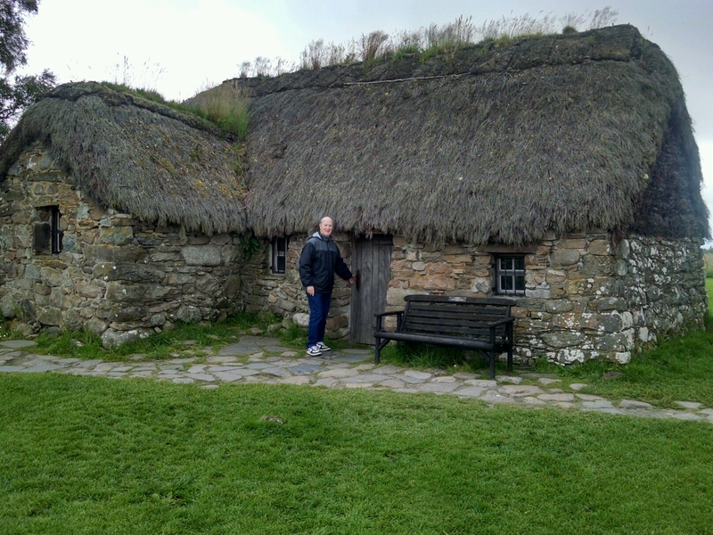 Culloden Cottage t