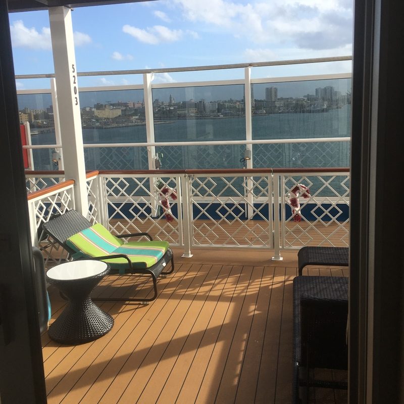 Carnival Vista cabin 5203